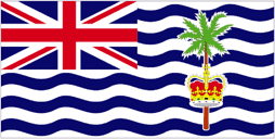 Flag of British Indian Ocean Territory