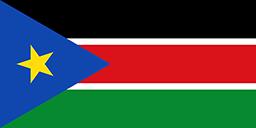 Flagge von South Sudan